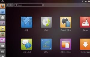 Ubuntu Unity in Dash